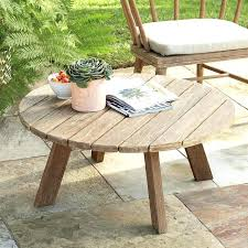 diy round outdoor table. Diy Outdoor Table Top Ideas Coffee Round Module 2 Discount  With Umbrella Hole O