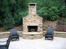 stacked stone outdoor fireplace home design and interior design gallery of outdoor fireplace design with traditional