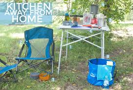 Camp Kitchen How To Create A Camp Kitchen