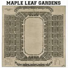Toronto Maple Leafs Seating Chart Prices Details About Toronto Maple Leaf Gardens Seating Chart 16x16 Photo