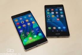 Предварительный обзор Huawei P8 и P8 Lite