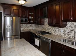 Small Picture 23 Pictures Of Kitchens With Cherry Cabinets And Black Granite