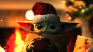 Baby Yoda Wallpaper - EnJpg