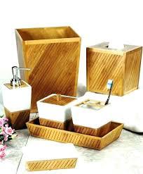 home improvement orange bathroom rug sets