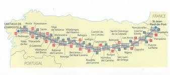 camino de santiago map booklet 160 michelin maps books Camino De Santiago Map camino de santiago map booklet 160 michelin camino de santiago mapa