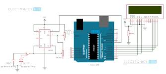 frequency counter using arduino arduino frequency counter circuit diagram