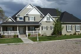 fancy exterior painting color country concrete siding country