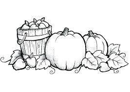 Coloring Pages Of Fall Coloring Book Themes