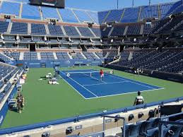 Usta Billie Jean King National Tennis Center Seating Chart Arthur Ashe Stadium View From Courtside 66 Vivid Seats