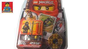 LEGO Ninjago - Cole DX Spinner Unboxing & Review set 2170 - YouTube
