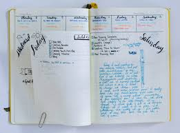Daily Journal Planner 8 Daily Bullet Journal Layout Ideas For Your Planner