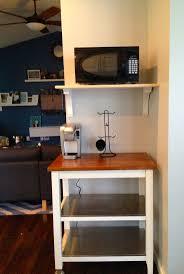 Small Picture Best 20 Microwave shelf ideas on Pinterest Open kitchen