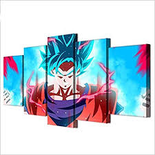 JESC 5 Panels Canvas Painting HD Print on Canvas ... - Amazon.com