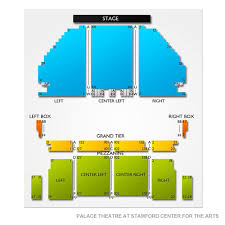 43 Up To Date Stamford Center For The Arts Seating Chart