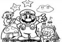 Mario Bros Kleurplaten Klupaatsdownload