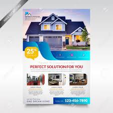 Real Estate Brochure Template Free Real Estate Flyer Template Brochure Design