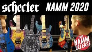 35+ Namm 2020 Guitars Pics