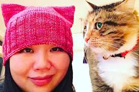 Women Are Knitting Pink Pussy Hats to Protest Trump