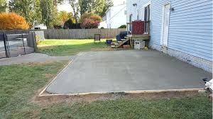 concrete patio cost broom finish design ideas pictures poured uk concrete patio cost
