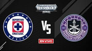 Cruz Azul vs Mazatlán FC Liga MX EN ...