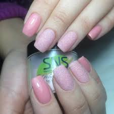 nice 25 Popping Ideas on SNS Nails - Choose Your Glitter   Sns nails, Sns  nails designs, Sns nails colors