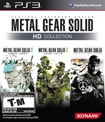 Metal Gear Solid Hd Collection Ps3 Review Ign