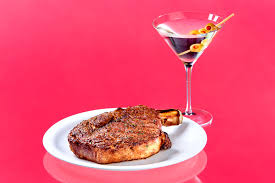 steak and calories
