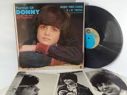 DONNY OSMOND portrait of donny, 2315108, includes three 8x10 | Donny  osmond, Osmond, The osmonds