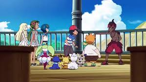 Pokemon sun and moon ultra legends episode 12 - video Dailymotion
