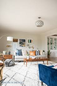 Modern bright living room Soft Contemporary Midcentury Eclectic Modern And Bright Living Room Beeyoutifullifecom Everchanging Modern And Bright Living Room Bigger Than The Three