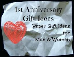 2 year anniversary gifts for him dating 10 traditional and modern first boyfriend paper gift 5
