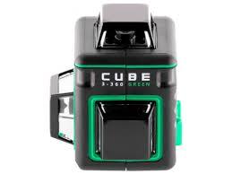Купить уровень <b>ADA</b> Cube 3-360 Green Professional Edition ...
