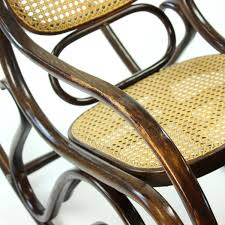 vintage bentwood rocking chair 1930s previous next
