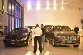 volvo cars sri lanka launches state of the art car showroom and full fledged service facility