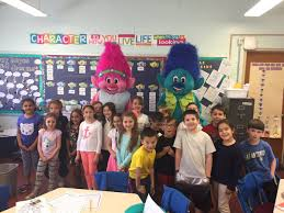 "James Tansey School on Twitter: ""Look who visited the Tansey Tigers today!  @Frps_Tansey @frpsinfo #trolls #branch #poppy #tanseycares… """