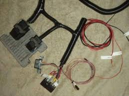 sell stand alone ecotec wiring harness and computer motorcycle in 2.4 ecotec wiring harness at Ecotec Wiring Harness