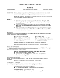 Examples Of Resumes Simple Resume Format Agenda Template Website