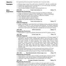 Fine Radio Dj Resume Pictures Inspiration Entry Level Resume
