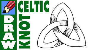 Celtic Shield Designs Ks2 How To Draw A Celtic Knot Real Easy