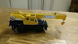 Tadano Rough Terrain Crane 20 49 Picclick
