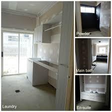 Screeding Bathroom Floor En Suite Majestic 40 At Gardeners Ridge