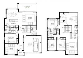 gorgeous modern building plans pdf y perth with balcony two beautiful building plan modern four