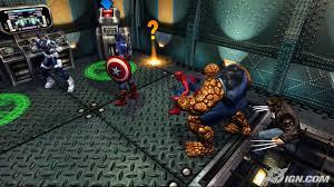 Marvel: Ultimate Alliance 2006 pc-ის სურათის შედეგი