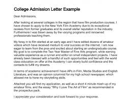 admission letter sample the best letter sample letter of admission regarding admission letter sample
