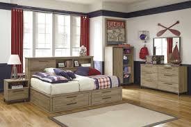 image of corner twin bed unit