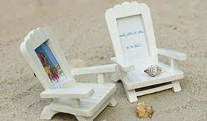 miniature adirondack chair place card holder beach memories mini by tablet desktop original size chairs miniature adirondack chair place card