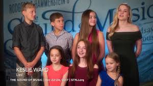 A brand new production of the sound of music is currently on tour across north america! Meet The Cast Of The Sound Of Music National Tour Youtube