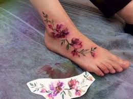 Leg And Foot Tattoos Designs 52 Gorgeous Foot Tattoo Design Ideas Tattoos Feet Tattoos