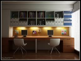 Modern Small Office  Home Design Ideas  AnswerslandcomSmall Office Interior Design Pictures