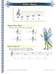 Having an understanding of theory will increase your opportunities of playing music with others. Abeka Music Theory Book 1 Student Book Grades 3 4 Christianbook Com